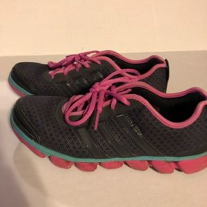 Adidas Liquid 2 Black/Pink Women's Size 8 Shoes